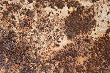Free Background Of Rusty Surface Stock Images - 17358094