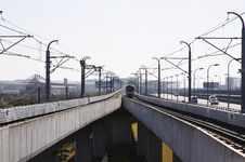 Free Electrical Railway Stock Photos - 17358283