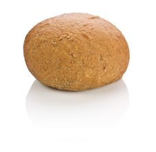 Free Loaf Of Brown Bread Stock Photography - 17358322
