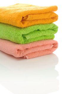 Free Three Towels Stock Photos - 17358553