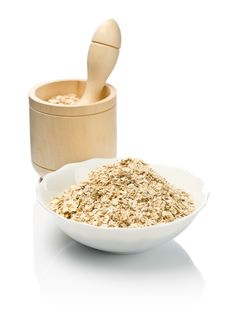Free Cereal In Bowl And In Mortar Royalty Free Stock Photography - 17358867