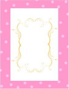 Wedding Invitation Background Stock Images