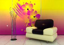 Free Interior Of Room Stock Photo - 17359240