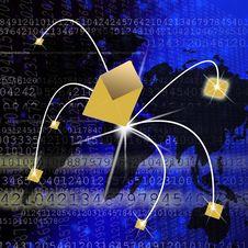 Free E-mail Stock Image - 17359941