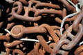 Free Rusted Chain Stock Photography - 17360532