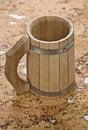 Free Mug On Cork Wood Stock Photo - 17360650