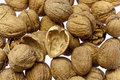 Free Walnuts As Background Texture Royalty Free Stock Photography - 17361607