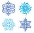 Free Snowflakes Stock Image - 17362891