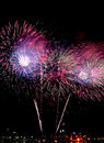Free Beautiful Fireworks Stock Images - 17366454