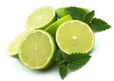 Free Lime And Mint Royalty Free Stock Image - 17360436