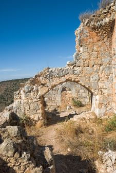 Free Ruins Stock Images - 17361034