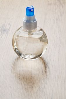 Free Transparent Bottle Royalty Free Stock Photography - 17361167