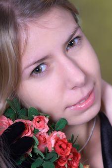 Free Girl Portrait Stock Photos - 17362773