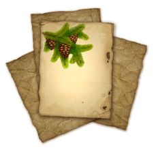 Free Christmas Greeting Card Stock Photo - 17362820