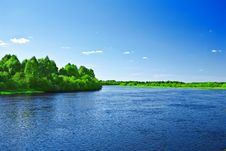 Free Riverscape Stock Photography - 17363902