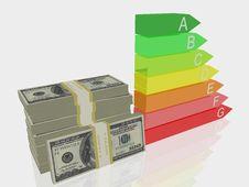 Free Energy Saving Royalty Free Stock Image - 17365016