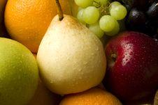 Free Fresh Organic Fruit Stock Photos - 17365513
