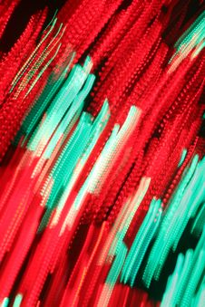 Free Red And Green Light Blur Royalty Free Stock Images - 17365539