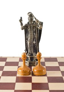 Free Chess Stock Photo - 17365560