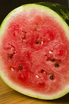 Free Water Melon Royalty Free Stock Photography - 17365797