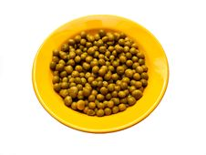 Free Green Peas Stock Photography - 17366202
