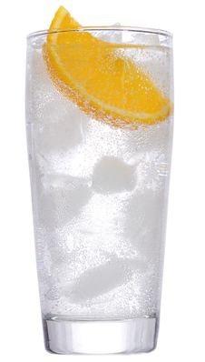 Free Cocktail With Gin And Orange With Ice Stock Photos - 17366613