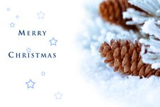 Free Christmas Background Stock Photo - 17366730