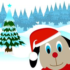 Free Cartoon Dog Stock Photos - 17367043