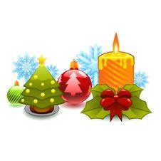 Free Christmas Design Royalty Free Stock Photos - 17367138