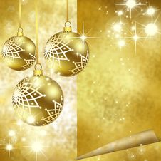 Free The Best Christmas Background Royalty Free Stock Photography - 17367247