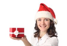 Free Happy Christmas Time Royalty Free Stock Photos - 17367918