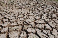 Free Dry And Crack Land Stock Photos - 17368123