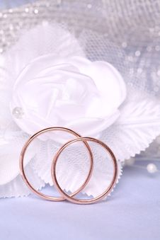 Free Wedding Rings Royalty Free Stock Photos - 17369068