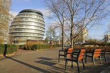 Free London City Hall Royalty Free Stock Photography - 17369267