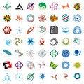 Free Set Of Symbols Stock Photos - 17373243