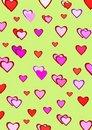 Free Hearts Pattern Stock Photos - 17376473