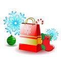 Free Christmas Design Vector Royalty Free Stock Photos - 17378908