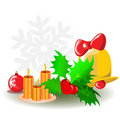 Free Christmas Design Vector Stock Images - 17378994
