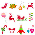 Free Christmas Design Elements Stock Photo - 17379670