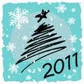 Free Christmas Design Vector Stock Photos - 17379693