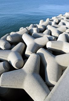 Tetrapods Stock Images