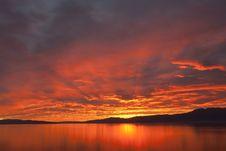 Free Sunset Royalty Free Stock Image - 17370306