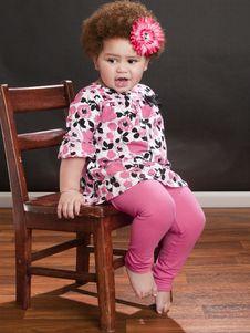 Free Little School Girl Stock Photos - 17371023