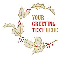 Free Greeting Sign Background Stock Photos - 17371343