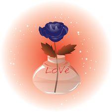 Free Rose Perfume Royalty Free Stock Photos - 17371668