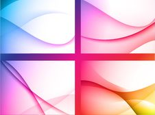 Free Colorful Abstract Background Royalty Free Stock Image - 17371946