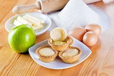 Freshly Baked Apple Pies Royalty Free Stock Photo