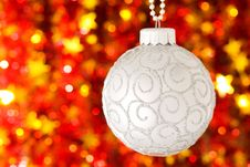 Free Christmas Decorations Stock Images - 17373994
