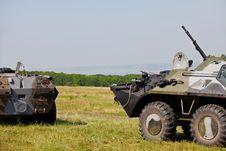 Free Assault Machine Stock Photo - 17374210