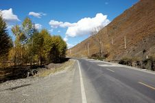 Free Rural Road Stock Image - 17374831
